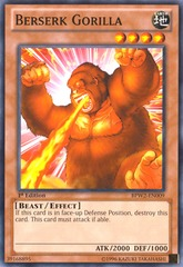 Berserk Gorilla - BPW2-EN009 - Common - 1st Edition