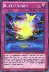 Butterflyoke - BPW2-EN093 - Super Rare - 1st Edition