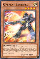 Overlay Sentinel - LVAL-EN005 - Common - 1st Edition