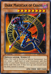 Dark Magician of Chaos - BP02-EN023 - Rare - Unlimited