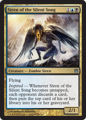 Siren of the Silent Song - Foil