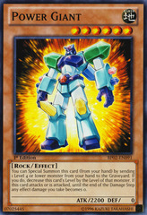 Power Giant - BP02-EN091 - Common - Unlimited
