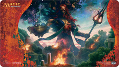 Ultra Pro Born of the Gods Playmat - Xenagos, God of Revels on Channel Fireball