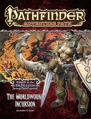 Pathfinder Adventure Path #73: The Worldwound Incursion (Wrath of the Righteous 1 of 6)