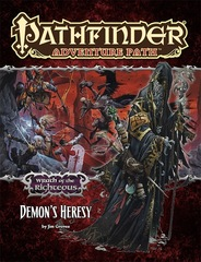 Pathfinder Adventure Path #75: Demon's Heresy (Wrath of the Righteous 3 of 6)