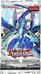 Yugioh Primal Origin Booster Pack (1st Edition)
