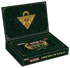 Premium Gold Booster Pack - 1st Edition