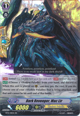 Dark Revenger, Mac Lir - BT12/011EN - RR