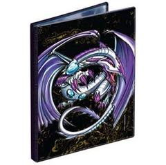 Ultra Pro (Small Sizeed) 4-Pocket Exalted Dragon Portfolio with Foil by Monte Moore