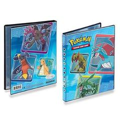 Pokemon Generation 6 4-Pocket Portfolio for Pokemon
