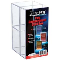 2-Piece Clear Card Box