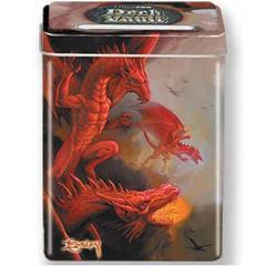 Dragon Deck Box (Ultra Pro) - Tin