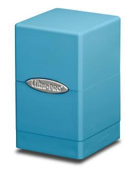 84180 - Ultra PRO Light Blue Satin Tower