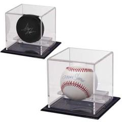 Baseball & Puck Z-Design Display