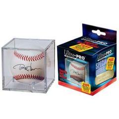 Baseball Clear Square Holder