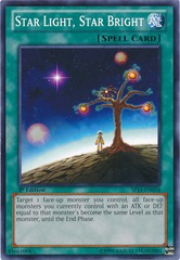 Star Light, Star Bright - SP14-EN034 - Starfoil Rare - 1st Edition