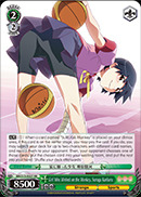 Girl Who Wished on the Monkey, Suruga Kanbaru - BM/S15-027 - RR