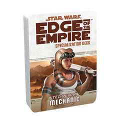 Star Wars: Edge of the Empire: Mechanic Specialization Deck