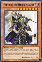 Endymion the Master Magician - Purple - DL16-EN006 - Rare - Unlimited Edition