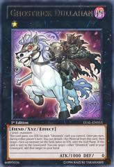 Ghostrick Dullahan - LVAL-EN053 - Rare - Unlimited