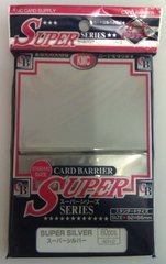 KMC Super Silver Sleeves 80ct