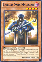 Skilled Dark Magician - Purple - DL15-EN001 - Rare - Unlimited Edition
