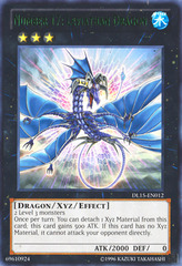 Number 17: Leviathan Dragon - Green - DL15-EN012 - Rare - Unlimited Edition