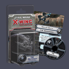 Star Wars: X-Wing Miniatures Game - TIE Defender Expansion Pack