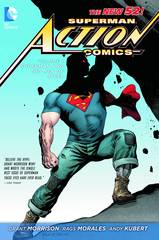 Superman Action Comics Tp Vol 01 Superman Men Of Steel (N52)