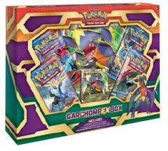 Garchomp EX Box