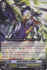 Battle Sister, Parfait - EB07/002EN - RRR on Channel Fireball