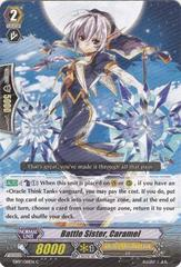 Battle Sister, Caramel - EB07/018EN - C on Channel Fireball