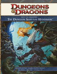 Into the Unknown: The Dungeon Survival Handbook