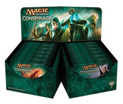 Conspiracy Booster Box on Channel Fireball