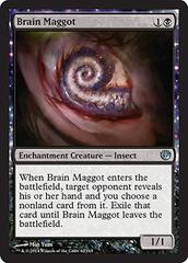 Brain Maggot - Foil on Channel Fireball