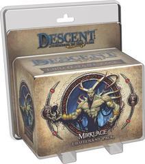 Descent: Journeys in the Dark (Second Edition)  Mirklace Lieutenant Pack