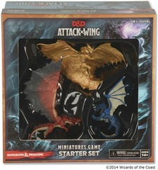 Attack Wing: Dungeons and Dragons - Wave One Starter Set
