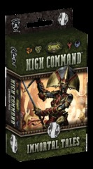 Hordes: High Command  Immortal Tales