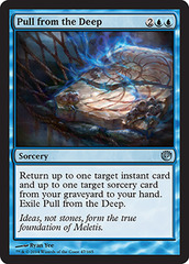 Pull from the Deep - Foil