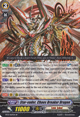 Star-vader, Chaos Breaker Dragon - BT13/S07EN - SP