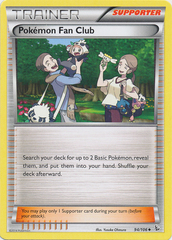 Pokemon Fan Club - 94/106 - Uncommon