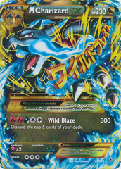 M-Charizard-EX – 108 – Secret Rare