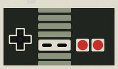 Nintendo Controller Playmat