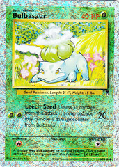 Bulbasaur - 68/110 - Common - Reverse Holo