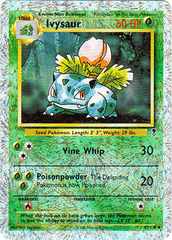 Ivysaur - 47/110 - Uncommon - Reverse Holo
