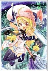 Max Protection Small Size Manga Witch Sleeves - 60ct