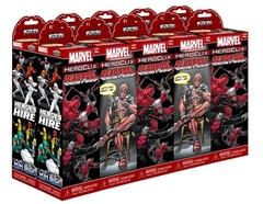 Marvel HeroClix: Deadpool Booster Single
