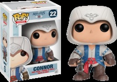 #22 - Connor (Assassins Creed)