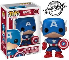 #06 - Captain America (Marvel)