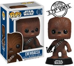 #06 Chewbacca (Star Wars) Box Damage